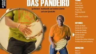 DAS PANDEIRO (Rhythmen): Spieltechnik, traditionelle und moderne Grooves und seine Geschichte