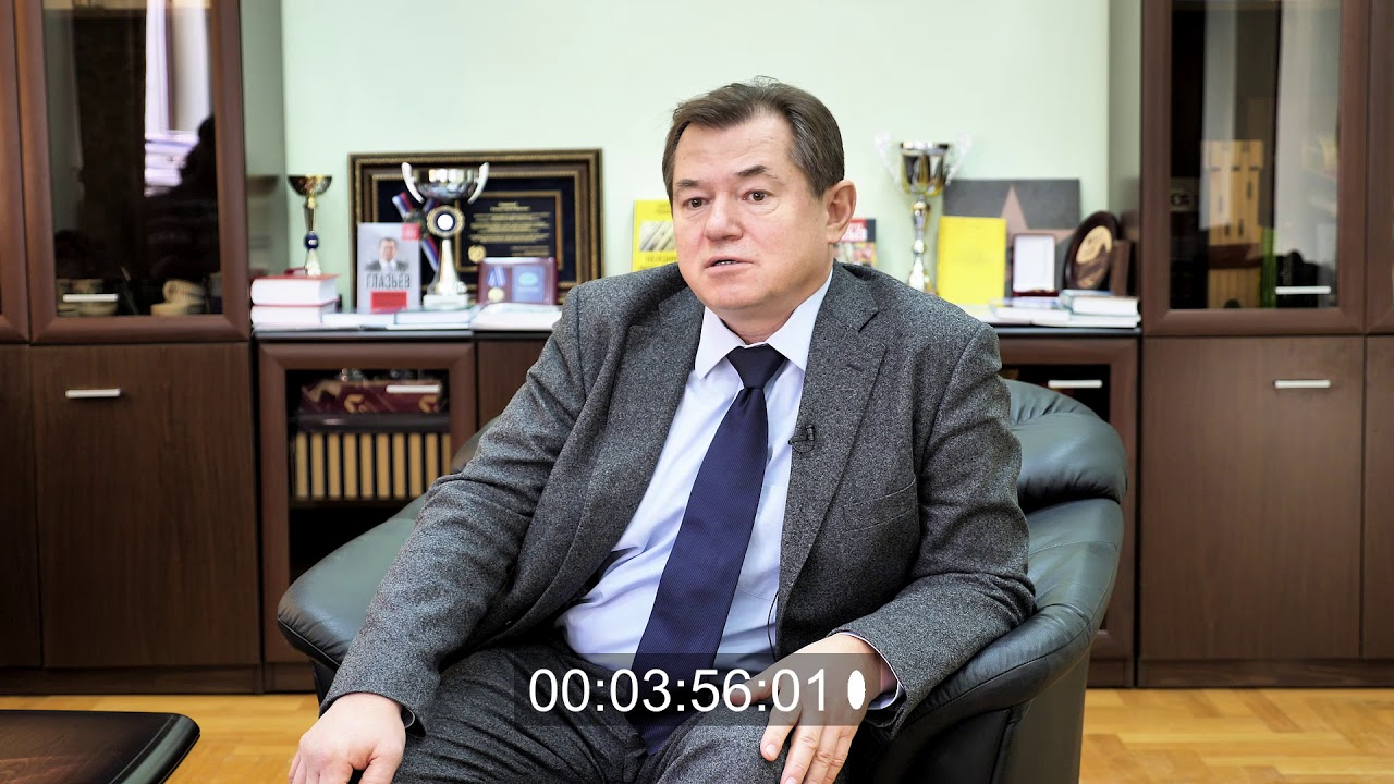Sergey Glazyev - politician today 5