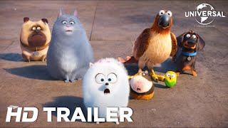 The Secret Life of Pets: Trailer 2 (Universal Pictures) [HD]