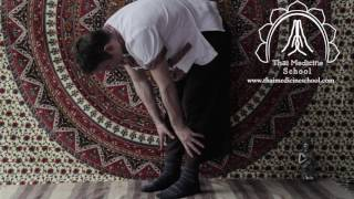 Thai Hermit Yoga Exercise 19 -Reusi Dat Ton: Yoga Of Thailand