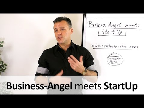 Business-Angel meets StartUp