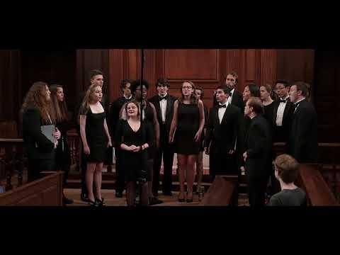 I got a Robe - Christopher Wren Singers - April 2017