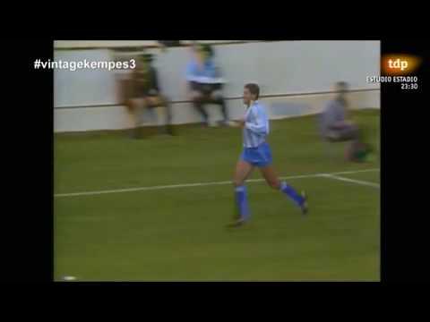 Argentinos a balón parado, año 1985.