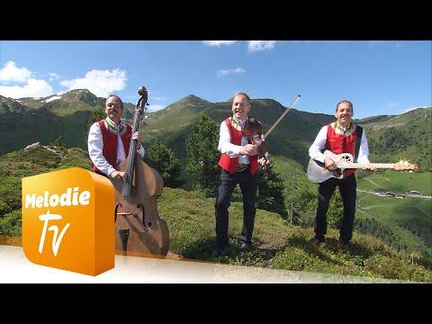 Zellberg Buam - Auf der Zillertaler Höhenstraß (Offizielles