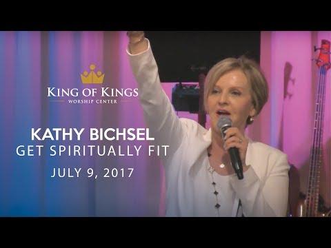 Kathy Bichsel - Get Spiritually Fit - King of Kings Worship Center, Basking Ridge, NJ