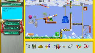The Incredible Machine Even More Contraptions all Difficult levels 1-55