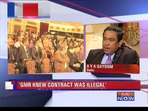Latitude - New Maldives President visits India - Part 2
