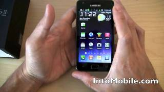 Samsung Galaxy S Ii (2) Hands-on Tour - Android 2.3 Gingerbread, Super Amoled Plus, 8mp Camera