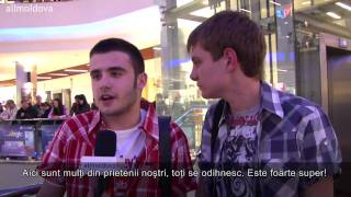 OnLine: Shopping MallDova: Shopping Night 26/04/10