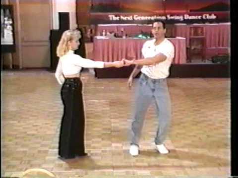 Barry Jones Dance Workshop