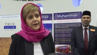 Glasgow - Peace conference 2016