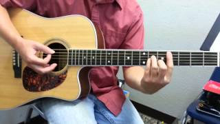 Doobie Brothers Listen to the Music  Step-By-Step Guitar Lessons - Joe Harris