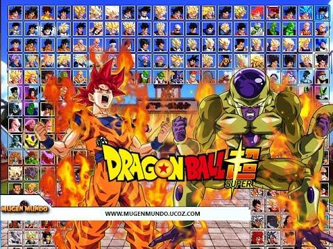 Dragon ball z battle of z mugen download