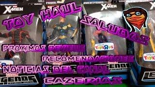 Toy Haul, Caserías, Saludos, Próximos Reviews, Como Le Hago, ElCrisMic