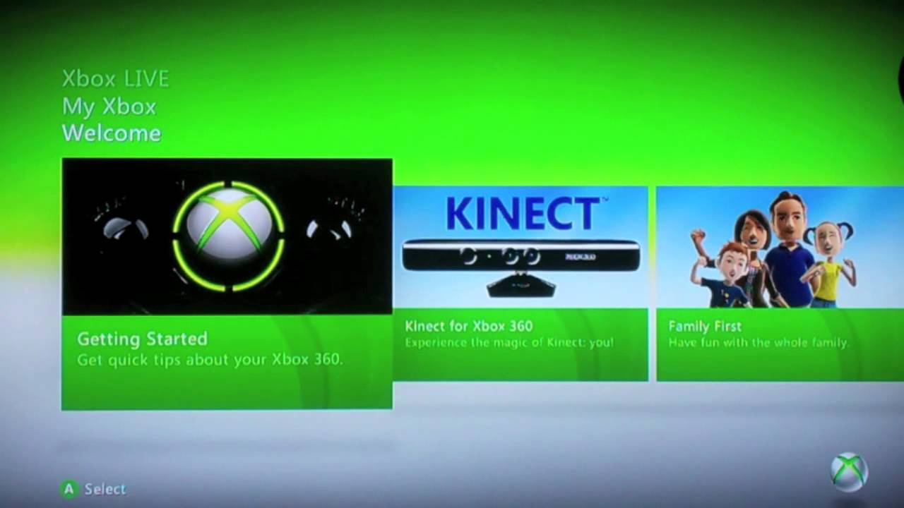 Removing a family settings passcode - General Xbox 360 Forum (Xbox