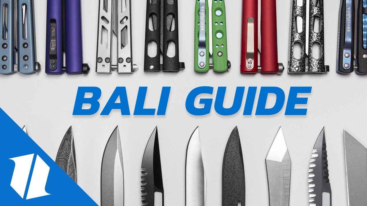 Best Butterfly Knives - Balisong Knife Information | Blade HQ