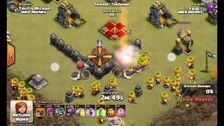 Clash of clans ... Troll base th9!!! 10 dollar