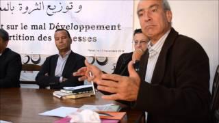 Fouad Abdelmoumni à propos du débat sur le mal développement