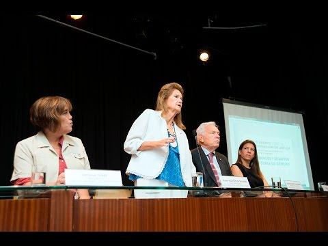 Elena Highton de Nolasco disertó en un encuentro sobre avances y desafíos en materia de género