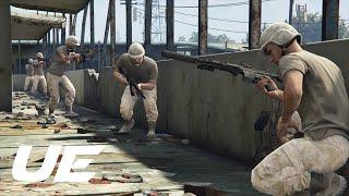 GTA V Military Recruitment Training | 2019 [PS4]
