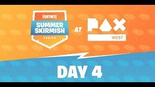 Fortnite #SummerSkirmish at PAX | Grand Finals