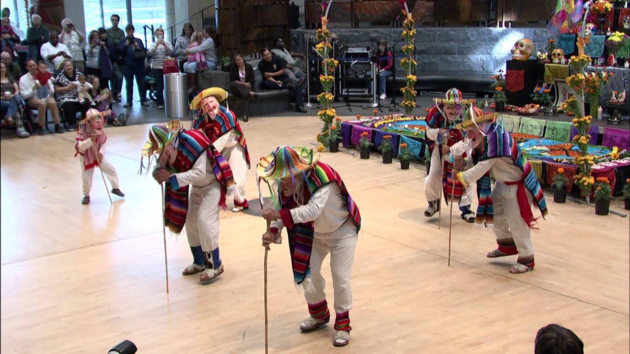 D 237 A De Los Muertos Festival 2015 Danza De Los Viejitos 2