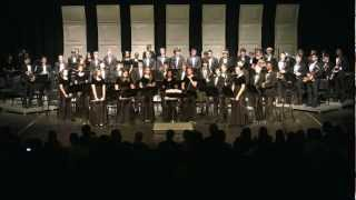 Milton High School Concert Band: Farandole from L