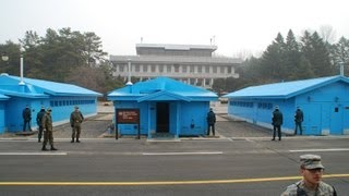 Video The Surreal and Very Real DMZ-Walking Into North Korea (With DMZ Facts/Figures) download MP3, 3GP, MP4, WEBM, AVI, FLV November 2017