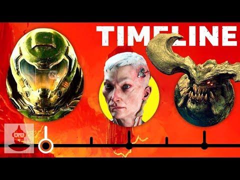 The Complete Doom Timeline - From Doom to Doom Eternal