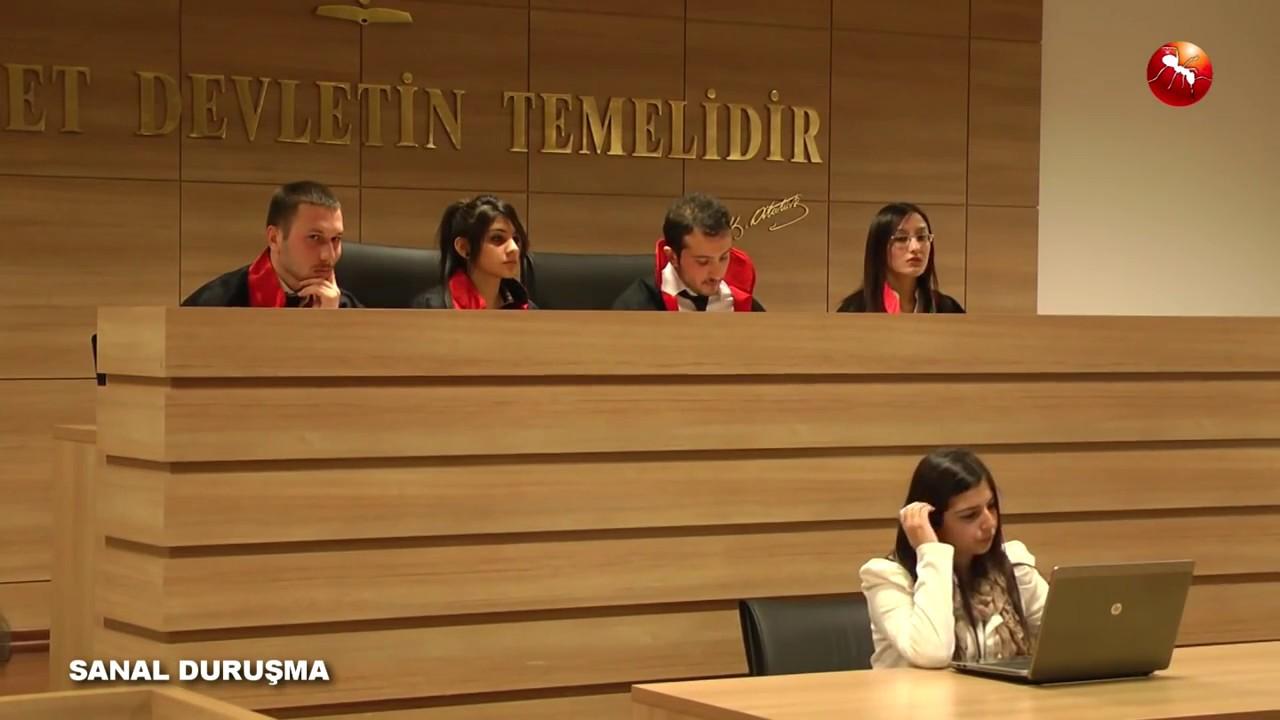 Prof. Murat Şen-Sanal Duruşma-