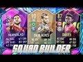 Mein (fast) FULL UNTRADE SQUAD | FIFA 19 Squad Builder 🔥🔥
