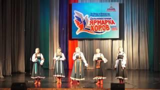 """Ансамбль народной песни """"Младушка"""" (г.Биробиджан)"""