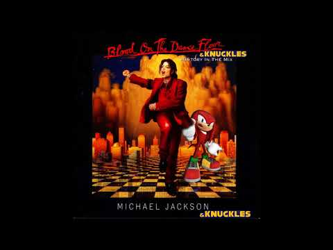 Sonic 3 Mashup: Michael Jackson & KNUCKLES...
