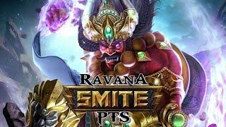 SMITE en español | Ravana Recolor Conquest | Dios número #67