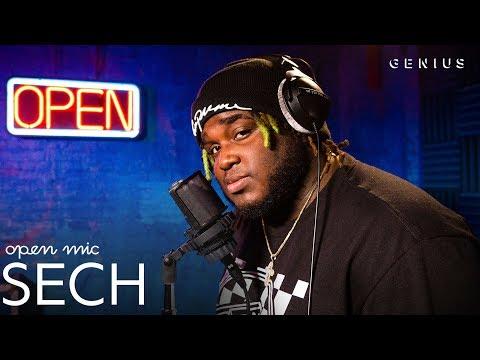 "Sech ""Otro Trago"" (En Vivo) | Open Mic"
