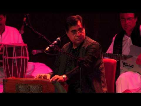 Jagjit Singh Live - Duniya Jise Kahte Hein & Gham Ka Khazana
