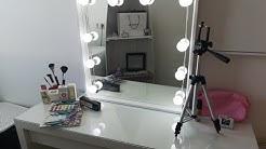 Hollywood Spiegel selber bauen / Günstig, schnell und einfach / Ikea & Amazon | Mary Jano