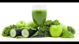 Зеленая диета: диета на зеленом салате, чае, кофе (Видеоверсия)