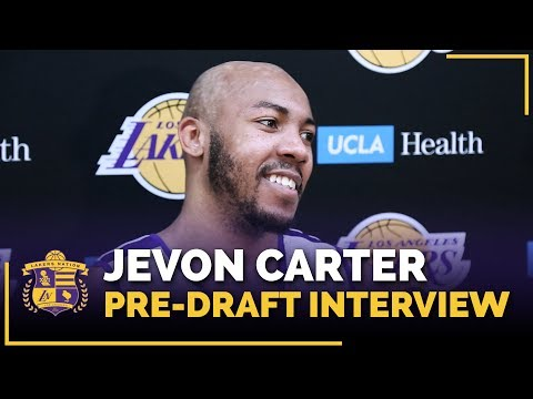 Lakers Pre-Draft 2018: West Virginia Guard Jevon Carter