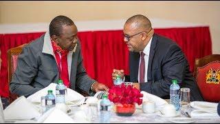 Matatu owners board Uhuru's bandwagon