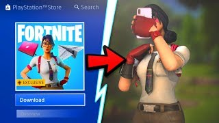"How to Get ""MAVEN SKIN PACK"" in Fortnite! NEW FREE MAVEN SKIN BUNDLE! (Fortnite MAVEN SKIN Math Set)"