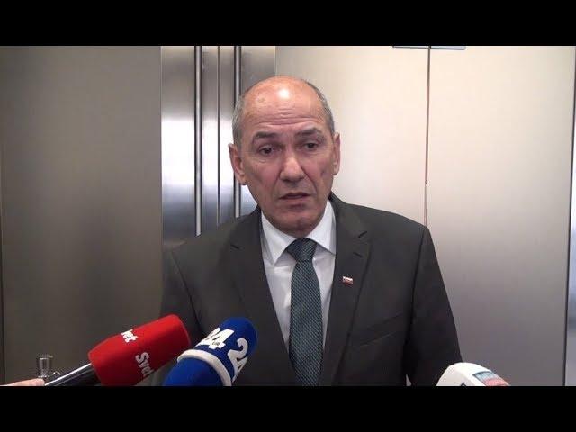 Janez Janša o sestavi nove vlade in predčasnih volitvah_130220