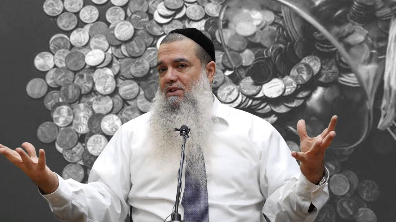 אמונה קצר: ניסיון עם כסף - הרב יגאל כהן HD
