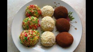 як зробити смачні цукерки
