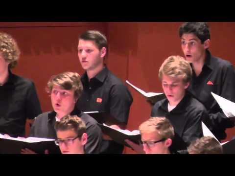 Chor Gymnasium Münchenstein: Bohemian Rhapsody, EJCF Basel 2014