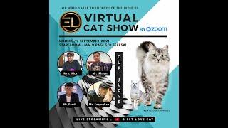 Live Virtual Cat Show by EL