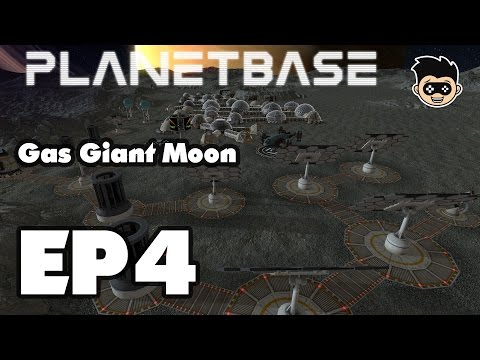 Planetbase S3 ep4 : Mass Production
