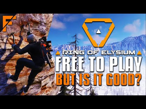 Is RoE Actually Good? | Ring of Elysium