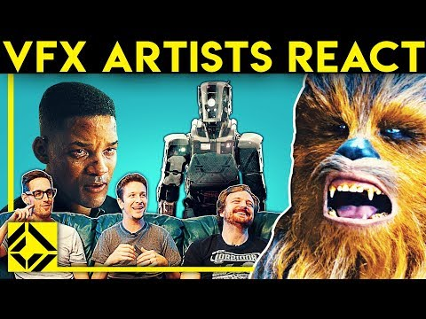 VFX Artists React