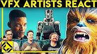 VFX Artists React to Bad & Great CGi 11